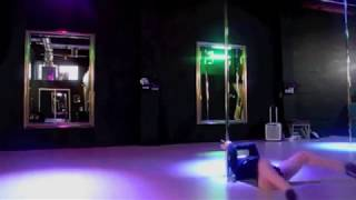 Pole Dancing in 10 Inch Heels to Nine Inch Nails - Alethea Austin