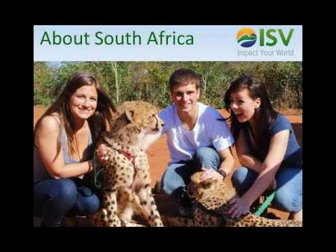 ISV South Africa Webinar 2012