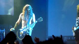 W.A.S.P. - I Don't Need No Doctor / Scream Until You Like It (Arena Moscow, Russia, 23.05.2012)