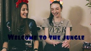 Neon Jungle -Welcome To The Jungle ( Cover by D & G )