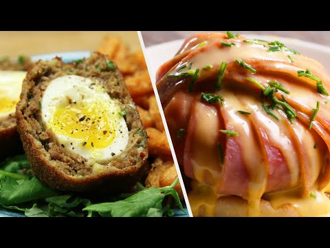 5 Egg Recipes You'll Want To Make Right Now ? Tasty Recipes