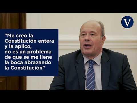 'La Vanguardia' entrevista al ministro de Justicia, Juan Carlos Campo