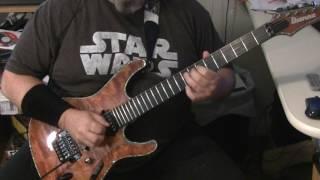 Heart Magic Man Guitar Solo (single track)