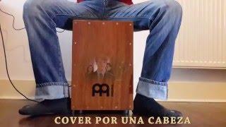Cover *Por Una Cabeza* The Tango Project  - with Cajon