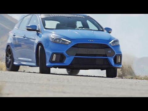 Ken Block Tests the Ford Focus RS Performance Drift Stick
