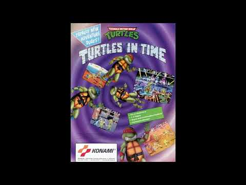 Teenage Mutant Ninja Turtles: Turtles in Time Arcade Sound Track