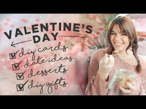 LOW-KEY + HIGH-KEY VALENTINE'S DAY IDEAS