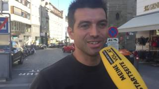 """So denken die Vorarlberger über den Halbmond auf dem Gipfel der """"Freiheit"""""""
