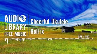 Cheerful Ukulele - HolFix