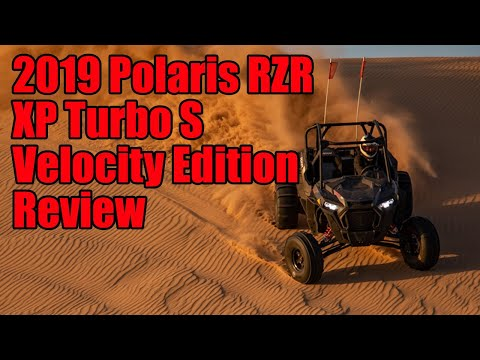 Polaris RZR XP Turbo S Velocity Edition Review