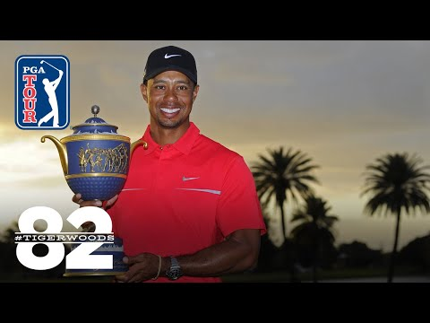 Tiger Woods wins 2013 WGC-Cadillac Championship | Chasing 82