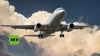 Piloto pone en riesgo los vuelos de un aeropuerto en Argentina por cantar 'Despacito'