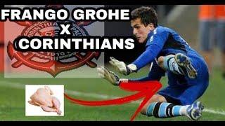 Frango MARCELO Grohe x Corinthians e André heinning cai na gargalhada