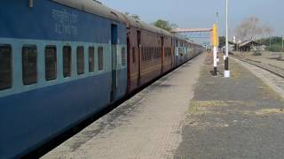 Okha- Ahmedabad Fast Passenger Departs Than Junction width=