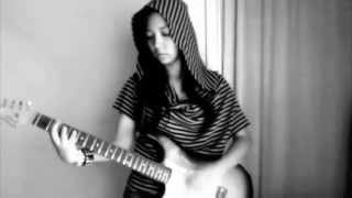"Kendrick Lamar - Backseat Freestyle Guitar Cover by JinJoo ""RIP TRAYVON"" (#JinJooTheGuitarGirL)"