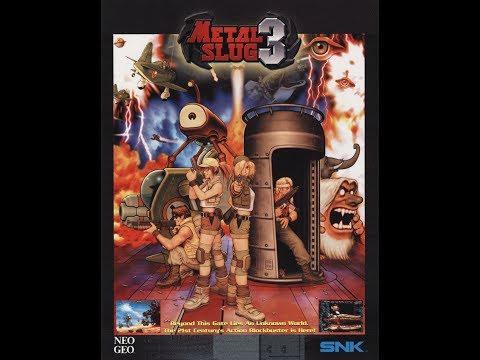Metal Slug 3 Arcade Sound Track