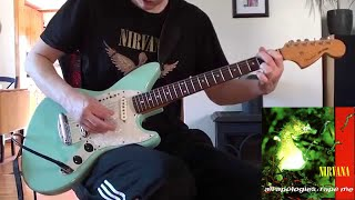 Nirvana - Moist Vagina (Guitar Cover)