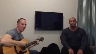 Kevin Levrone - Creed My Sacrifice (Cover)