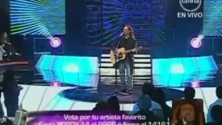 "Yo Soy FHER DE MANA [01/11/12] ""Vivir Sin Aire"" - Gala de Eliminacion"