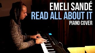 Emeli Sandé - Read All About It (Piano Cover by Marijan)