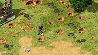 Cyborg Gunner unidad especial de Red Alert 2 Reborn 2.1