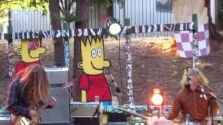 Fuzz - Preacher (live at Mosswood Park, 7/7/2013)