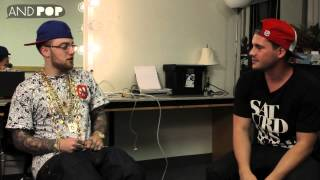 Mac Miller Interview: so about this Illuminati thing...
