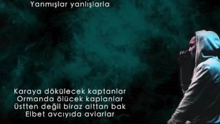 Azamat Shakhan - Yanlışlar (Lyric Video)