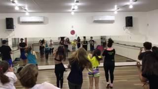 Sua Cara - Major Lazer ft Anitta e Pablo Vittar (Coreo)