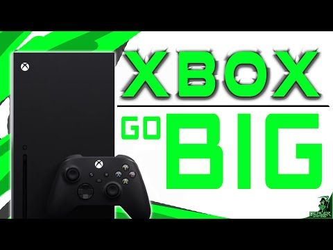 RDX: Xbox Series X Launch UPDATE Xbox Studio Speaks Out, PS5 Update, Xbox Series X Games Revealed