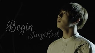 BTS (Jungkook) - Begin. Letra fácil (pronunciación)