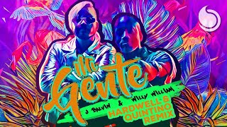J Balvin & Willy William - Mi Gente (Hardwell & Quintino Remix)