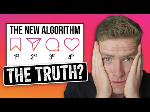 The New Instagram Algorithm?!