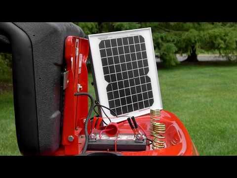 Strongway 12 Volt Monocrystalline Solar Panel - 10 Watts