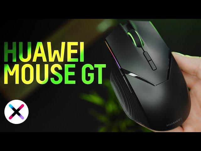 GAMING OD HUAWEI? | Test, recenzja Huawei Wireless Mouse GT