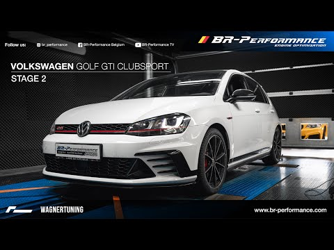 Volkswagen Golf GTI Clubsport / Stage 2 By BR-Performance