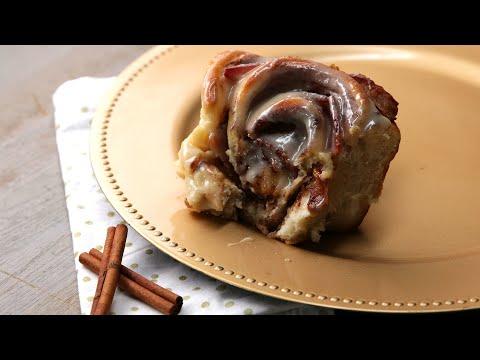 Salty-Sweet Bacon Cinnamon Rolls ? Tasty