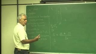 Aula 4.3 - Condução de calor: lei de Fourier