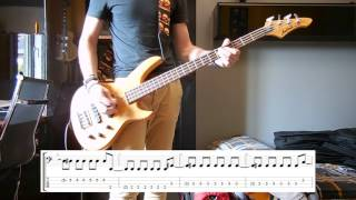 Royal Blood - How Did We Get So Dark? Bass cover with tabs