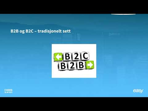 B2B  e-handel