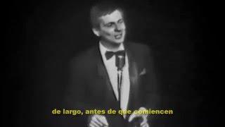 MARKUS HAIDEN parodia a DEAN MARTIN. subtitulado español