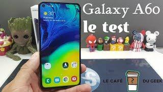 vidéo test Samsung Galaxy A6 par Espritnewgen