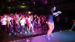 SALSA LIVE IV Ostrava 2.4.2016 Kuba Kowalczyk