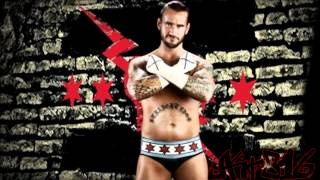 CM Punk Custom Theme ''Cult Of Personality'' By Set The Charge (Edited) (HQ Arena Effects)