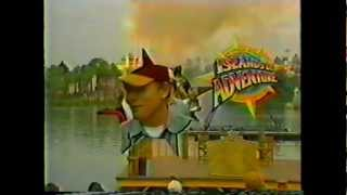 Universal Studios Islands of Adventures Grand Opening with Giant Inflatables