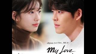 허니지 (Honey G) - My Love (Instrumental) [Uncontrollably Fond OST Part.11]