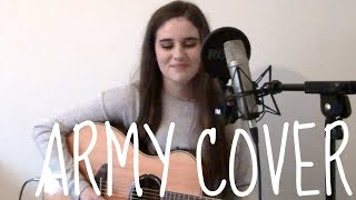 Ellie Goulding - Army (Kirsty Lowless Cover)