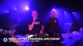 Thijs Noisia - Fuck Donald Trump @ Melkweg Amsterdam 08.04.17