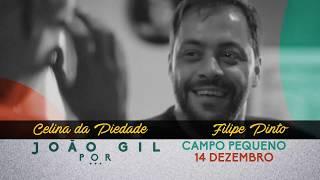 João Gil Por... no Campo Pequeno a 14 dezembro 2017 - Bilhetes em Blueticket.pt