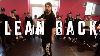 EMANUELE BATTISTA aka BIG | Terror Squad - Lean Back ft  Fat Joe, Remy